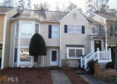 Alpharetta Condo/Townhouse For Sale: 4008 Camden