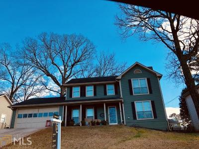 Tucker Single Family Home Under Contract: 1022 Gunners Walk
