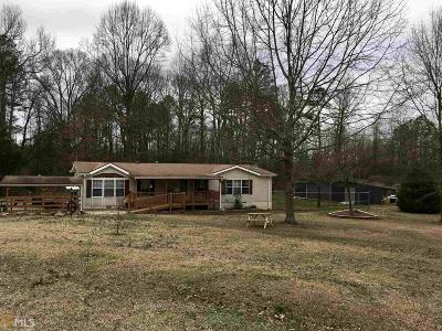 Carroll County Single Family Home New: 110 Tumlin Creek Rd