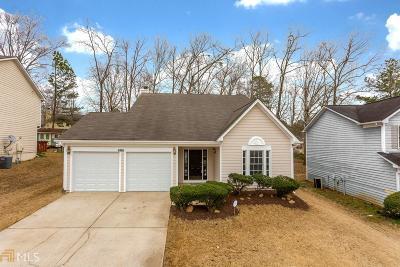 Stone Mountain Single Family Home New: 4949 Penscot Way