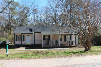 Butts County Single Family Home New: 163 Oak St