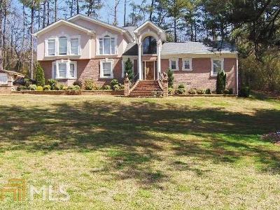 Lithonia Single Family Home New: 3416 Snapfinger Road