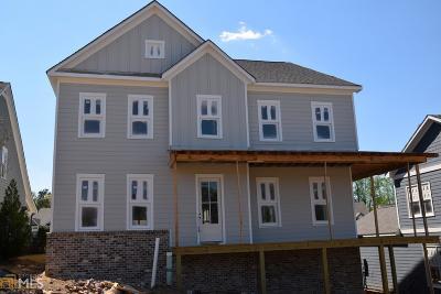 Woodstock Single Family Home New: 2503 Hardpan Way