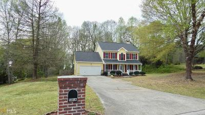 Loganville Single Family Home New: 5014 Eagles Nest Ct