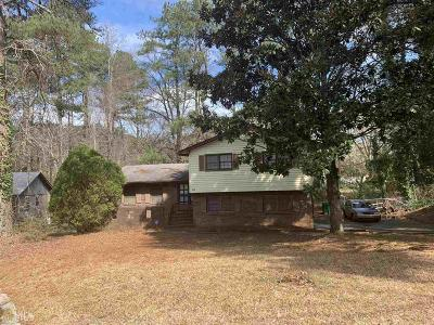 Stone Mountain Single Family Home New: 412 Miguel Court