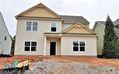 Coweta County Single Family Home New: 123 Macalester Dr #134