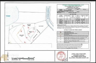 Villa Rica Residential Lots & Land For Sale: 692 Summer Ridge Dr