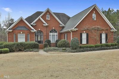 Griffin Single Family Home New: 514 Heritage Lake Dr