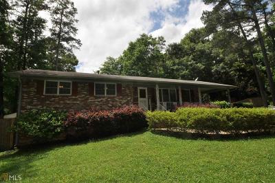 Powder Springs Single Family Home New: 3560 New Macland