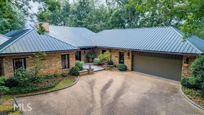 Barrow County, Gwinnett County, Hall County, Forsyth County, Newton County, Walton County Single Family Home New: 7860 Chestnut Hill Rd