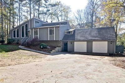 Marietta Single Family Home New: 686 Dover Street