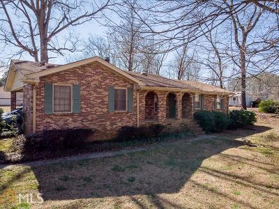 Stockbridge Single Family Home New: 1053 Swan Lake Rd