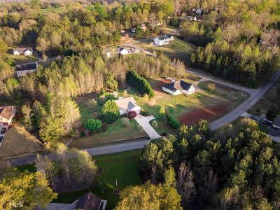 Banks County Single Family Home New: 147 Buckeye Trails