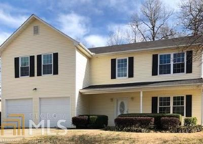 Winder Single Family Home New: 724 Baskins Cir