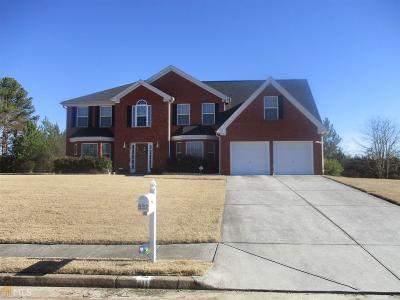 Loganville Single Family Home New: 532 Taylor