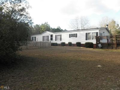 Statesboro Single Family Home For Sale: 2913 Lilly Creek Rd