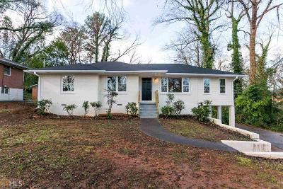 Decatur Single Family Home New: 2219 Holly Hill