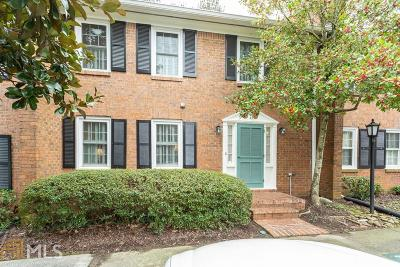 Atlanta Condo/Townhouse New: 4620 Wieuca Road NE #25