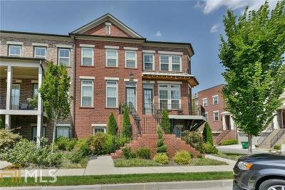 Dunwoody Condo/Townhouse For Sale: 1159 Holly Ave