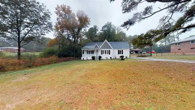 Douglasville Single Family Home New: 2245 Lewis Pl