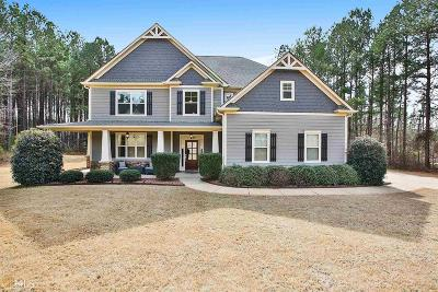 Coweta County Single Family Home Under Contract: 23 Meadow View Glen