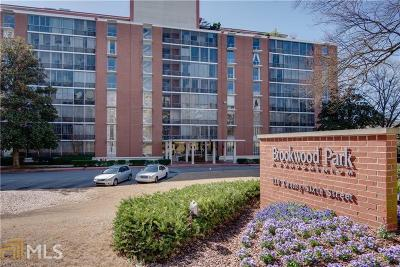 Condo/Townhouse New: 130 26th Street NW #808