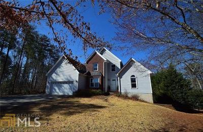 Gainesville Single Family Home New: 3623 Shady Oak Tr