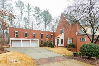 Alpharetta Single Family Home New: 160 Stone Pond Ln