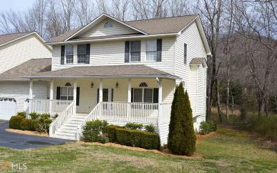 Hiawassee Single Family Home For Sale: 353 Skipper Cv