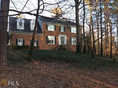Fulton County Single Family Home New: 290 Barrow Downs