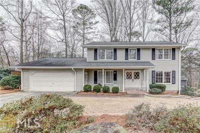 Marietta Single Family Home New: 45 Settlers Ct