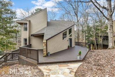Roswell Single Family Home Under Contract: 140 Beech Lake Ct