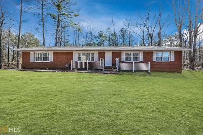 Atlanta Single Family Home New: 5750 Koweta Road