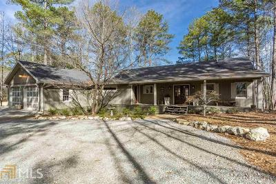 Greensboro, Eatonton Single Family Home For Sale: 117 Rock Island Ln