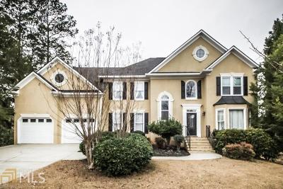 Acworth Single Family Home New: 5528 Camden Lake Pt