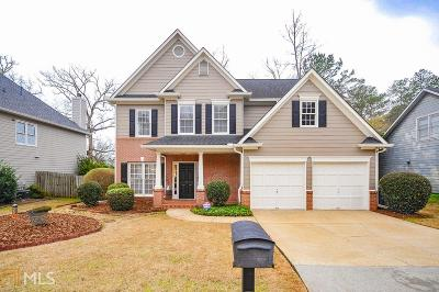 Tucker Single Family Home New: 3995 Brockett Walk