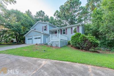 Canton Single Family Home New: 142 Hickory Ln