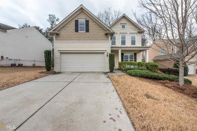 Canton Single Family Home New: 408 Oakley