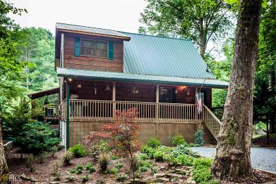 Ellijay Single Family Home New: 48 Edgewater Dr