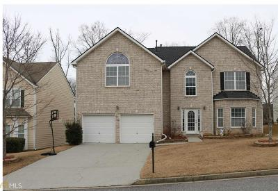 Suwanee Single Family Home New: 1420 Rocky Shoals
