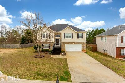 Locust Grove Single Family Home Under Contract: 1840 Princess Jasmine Ct #167