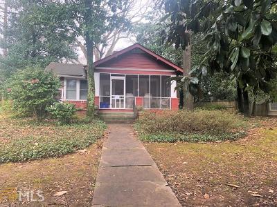 Smyrna Single Family Home New: 3102 Lee St