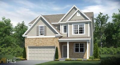 Hiram Single Family Home New: 555 Lanier Ct
