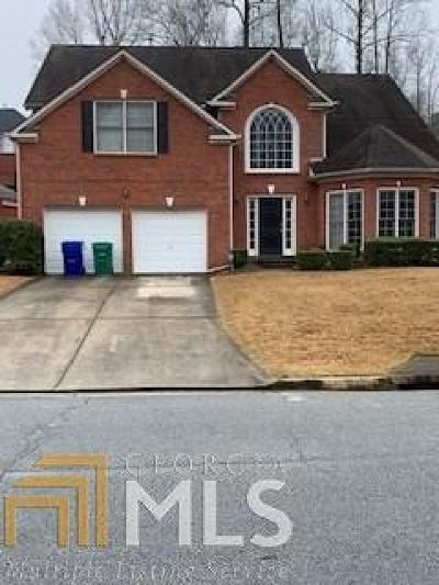 Stone Mountain Single Family Home New: 947 Brighton Crest