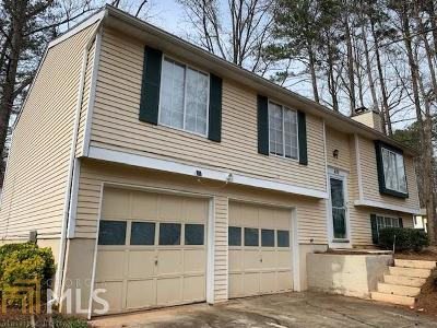 Roswell Rental New: 425 Hembree Forest Cir