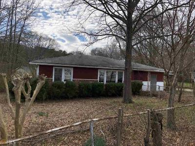 Bremen Single Family Home Under Contract: 121 Second