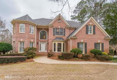 Alpharetta Single Family Home New: 355 Double Springs Way