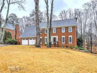 Marietta Single Family Home New: 866 Birds Mill