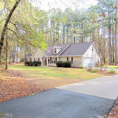 McDonough Single Family Home New: 1180 N Ola Rd