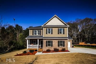 Loganville Single Family Home New: 1405 Rock View Ln